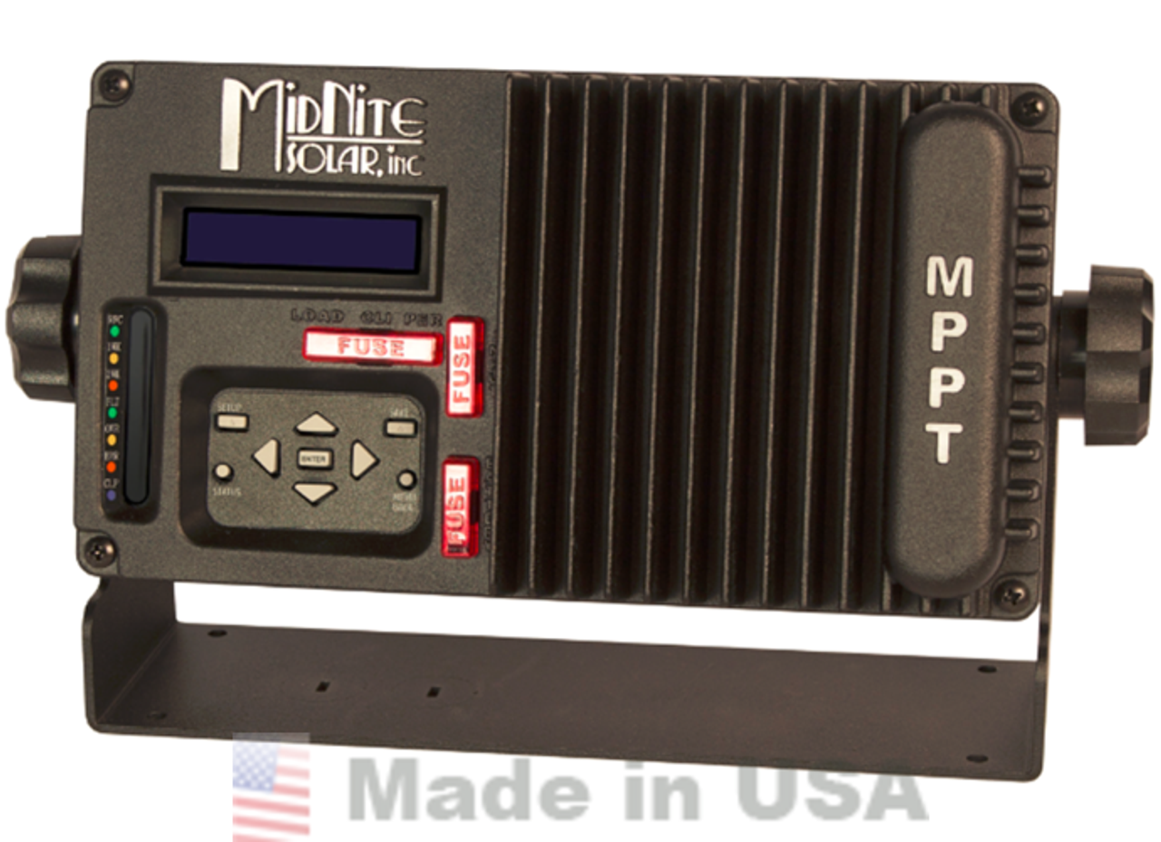 Midnite Solar The KID, 30A MPPT Charge Controller, Marine Version, Black
