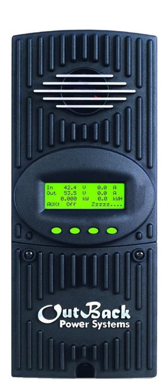 Outback FM60-150VDC MPPT Charge Controller