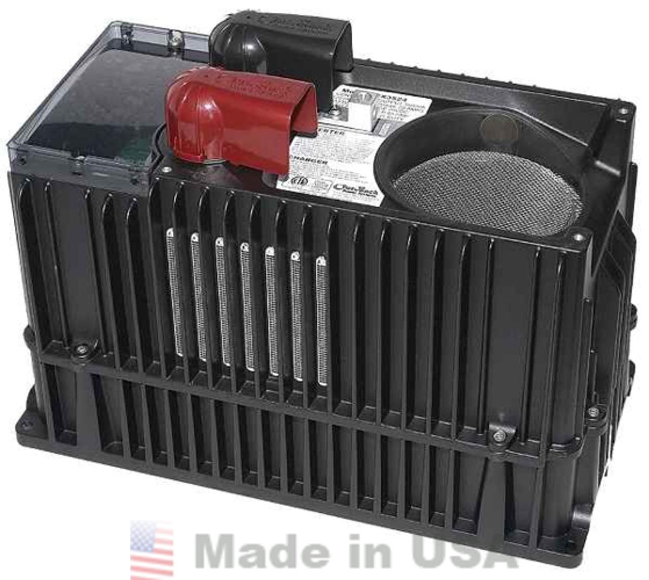 Outback Power VFX3524M Vented Off Grid Mobile/Marine Inverter/Charger