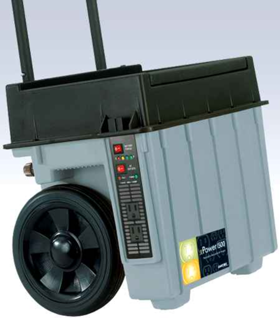 Xantrex XPower Powerpack 802-1500 - Portable Backup Powerpack on