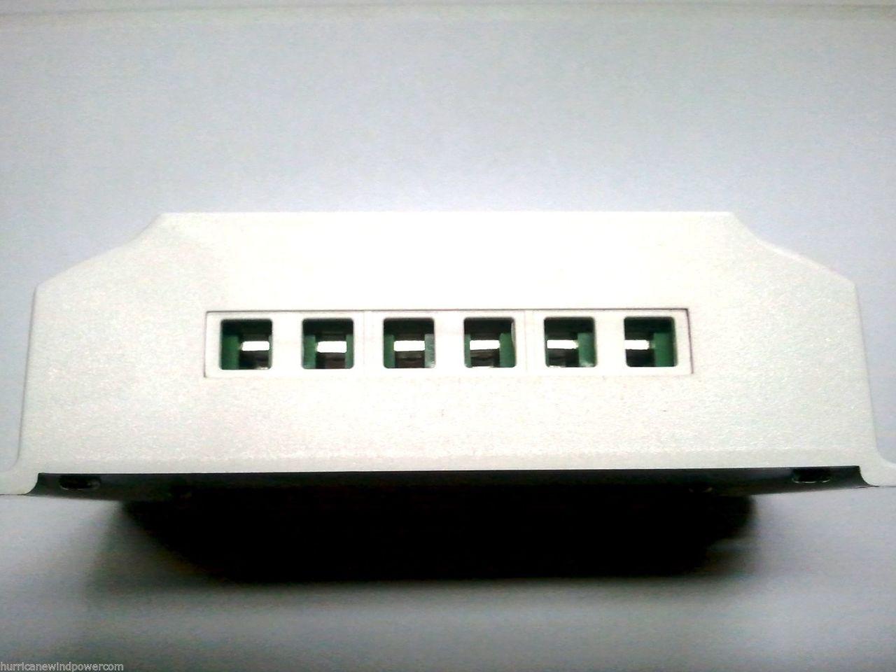 Hurricane PWM Intelligent PV Solar Charge Controller 10 Amp 12/24 Volt (LM10A)