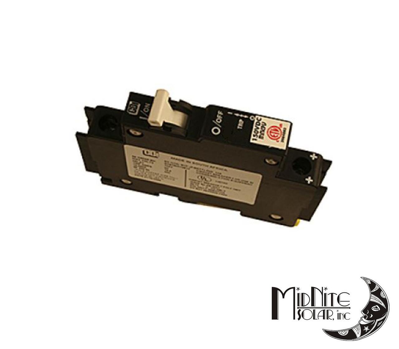 MIDNITE SOLAR MNEPV60 CIRCUIT BREAKER