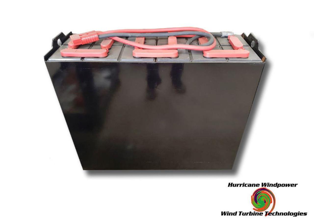 12 Volt Fully Refurbished Forklift Battery w/Warranty 800AH Capacity for Solar