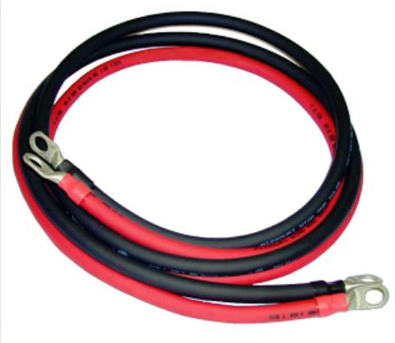 5 Ft Set of Cobra Flex 4/0 Inverter Cables
