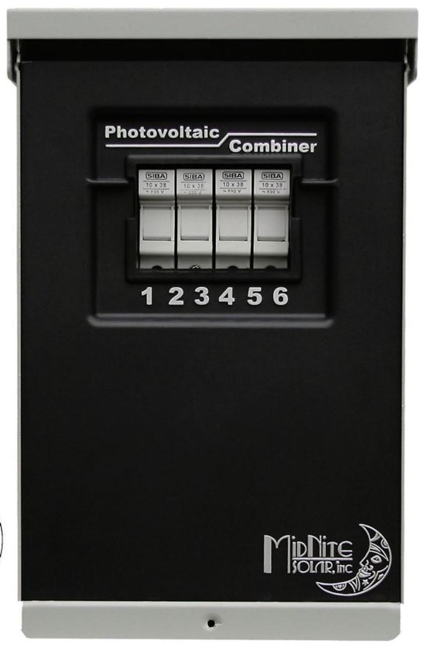 Midnite Solar PV6 Combiner