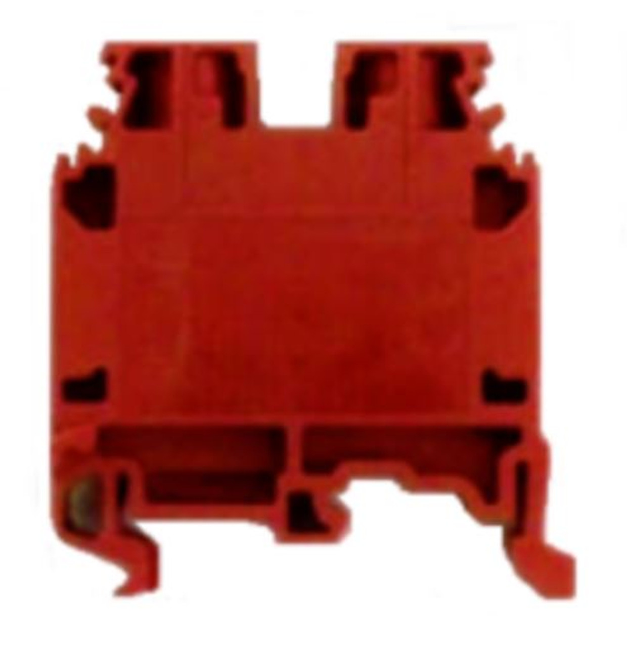 Soladeck Terminal Block 600V 50A Red