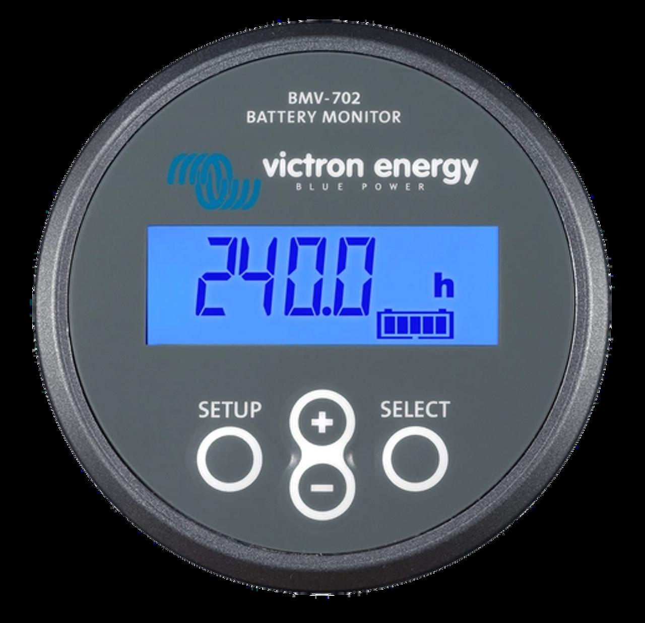 Victron Energy BMV-702 Battery Monitor Kit BAM010702000