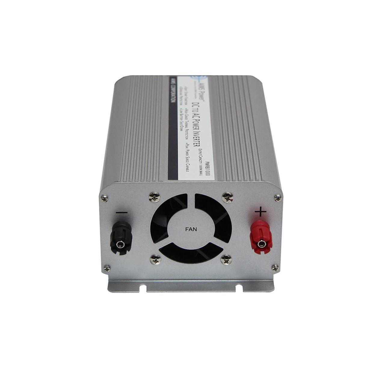 AIMS 1000 Watt Power Inverter 12 Volt