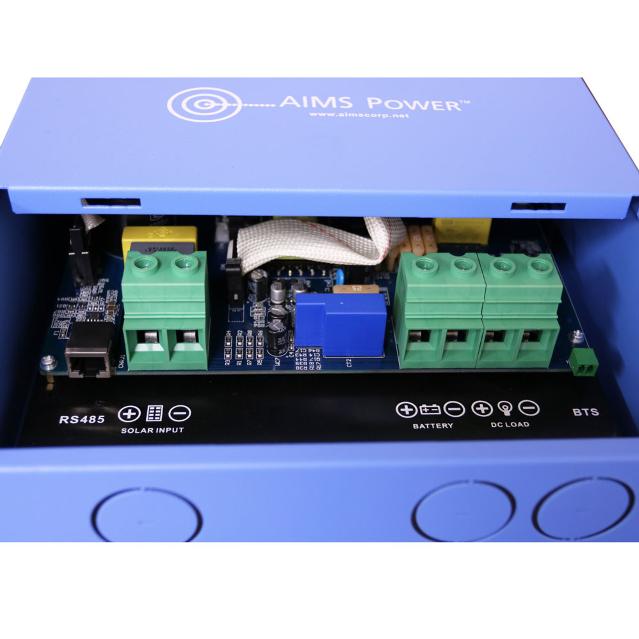 AIMS 100 AMP Solar Charge Controller 12 / 24 / 36 / 48 VDC MPPT