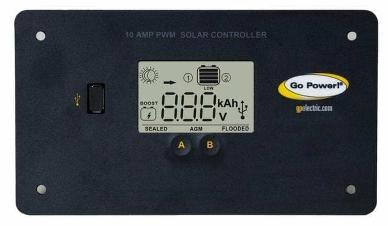 Go Power 80-WATT ECO SOLAR KIT