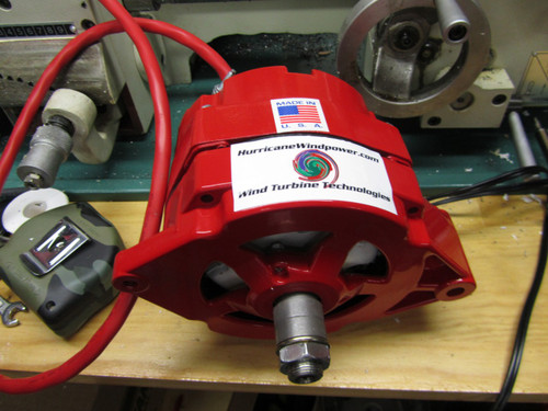 Hurricane Wind Power 12 Volt Permanent Magnet Alternator PMA