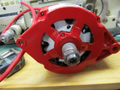 Hurricane Wind Power 48 Volt Permanent Magnet Alternator PMA Delco