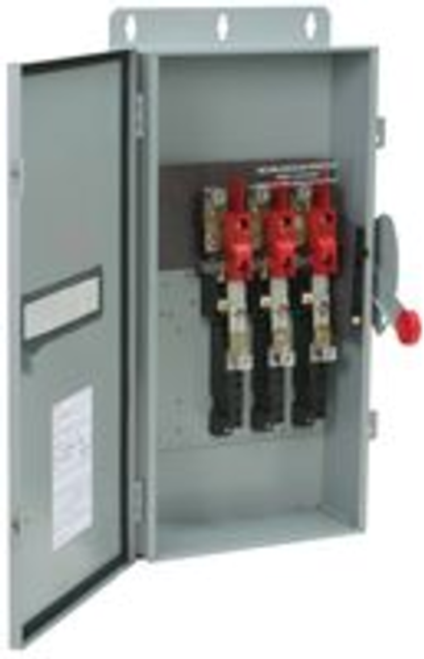 Eaton DH163URKN 600VDC, 100 Amp Unfusible Disconnect