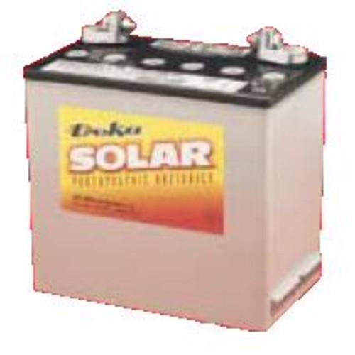 DEKA Solar 8A24DT-DEKA SLD AGM Deep Cycle Battery 12V, 91Ah@C/100 Hr Rate DT Terminal