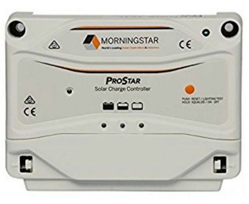 Morningstar ProStar PS-15 15A, Charge Controller without Display (12/24V) GEN3