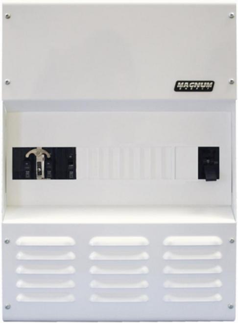 Magnum Panel Single Enclosure Low Power w/175A DC Breaker (fits 48VDC)