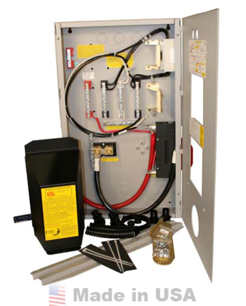 Midnite Solar E-Panel PLUS, Aluminum 125A for Outback Inverters
