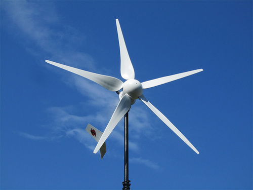 Home DIY Wind Generator Kit Hurricane Vector Wind Turbine 750 Watt 12 Volt