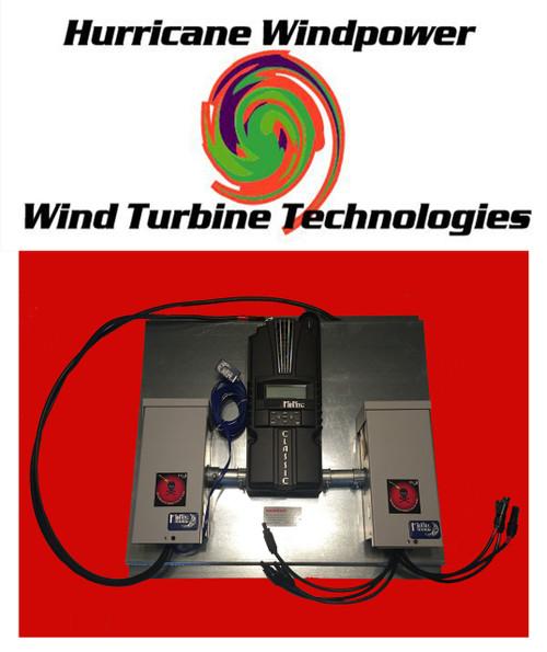 Midnite Solar Classic 150 Pre-Wired OTG Board Hurricane Wind Power