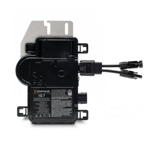 ENPHASE IQ7-60-2-US MICROINVERTER COMPATIBLE WITH 60-CELL PV SOLAR PANEL