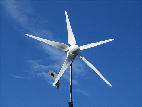 Home DIY Wind Generator Kit Hurricane Vector 2.0 Wind Turbine 1000 Watt 110 Volt