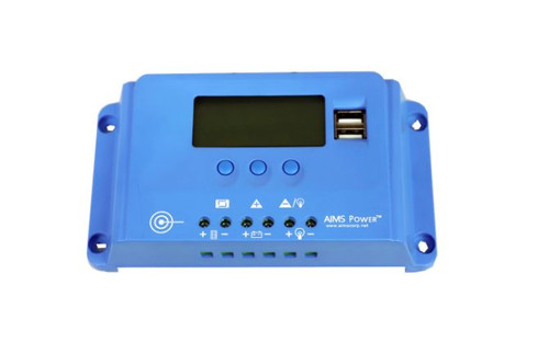 AIMS 10 AMP Solar Charge Controller PWM 12/24 VDC SCC10APWM