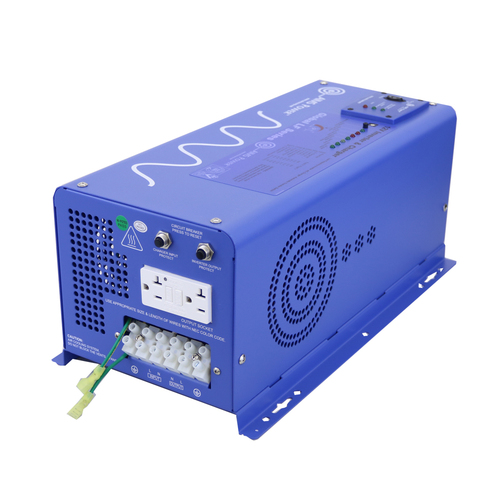 AIMS 3000 Watt Pure Sine Inverter Charger
