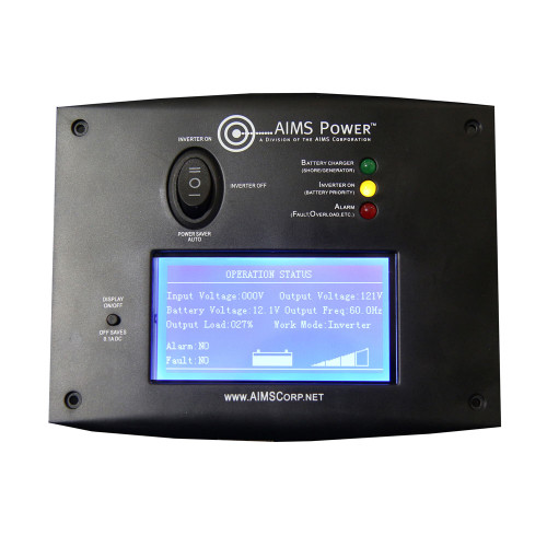 AIMS LCD Remote Panel