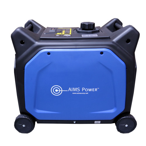 AIMS 6600 Watt 120/240V AC Portable Pure Sine Inverter Generator
