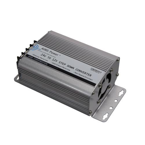 AIMS 40 Amp 24V to 12V DC-DC Converter
