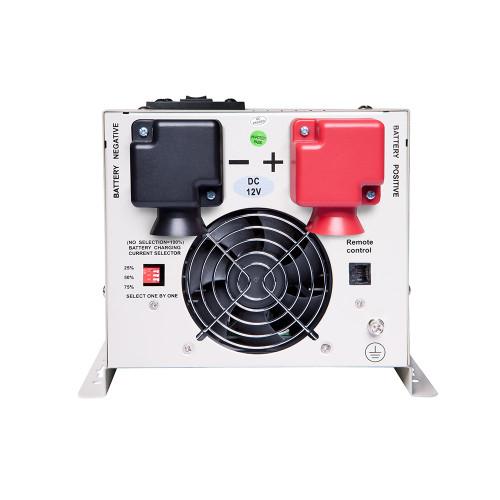 2000 Watt Pure Sine, 12V Inverter/35 Amp Charger