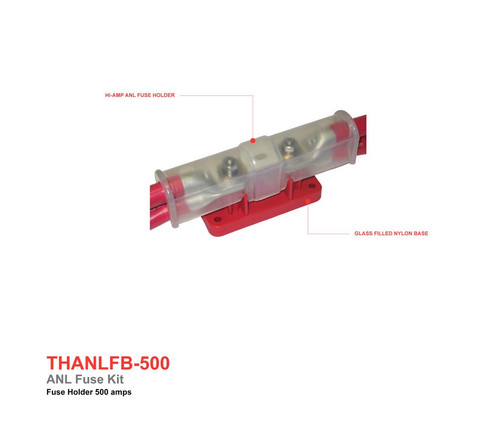 THOR ANL 500 amp fuse with block
