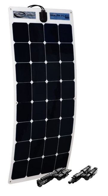 Go Power SOLAR FLEX 100 Watt Expansion Kit