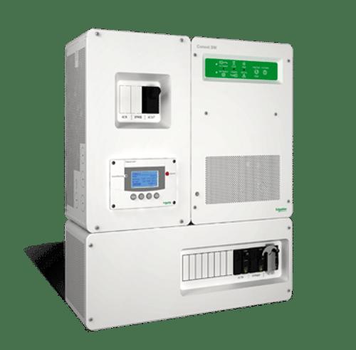 Schneider Conext SW AC Breaker Panel-120V/240V