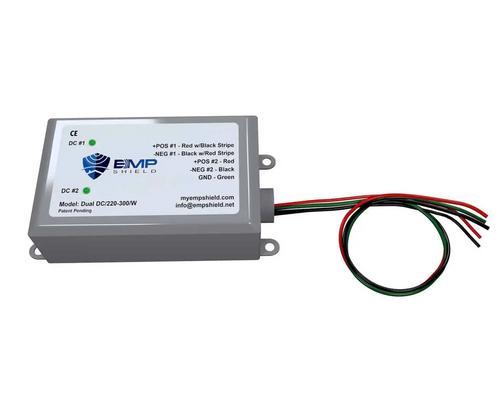 EMP Shield – DC 220-300 Volt Solar Wind System EMP Protection