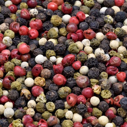 peppercorn, 4 blend (b,w,p,g)