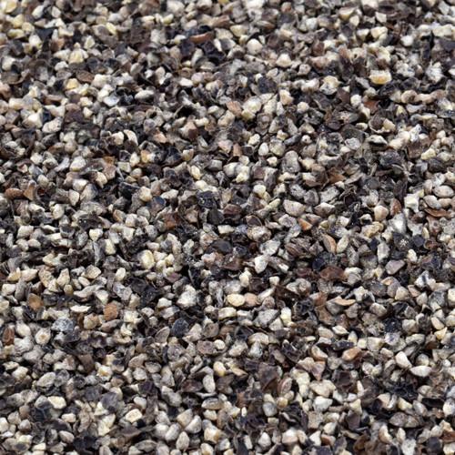 peppercorn, black, 14 mesh (butcher's coarse grind)