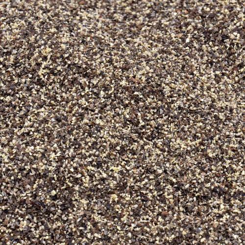 peppercorn, black, 25 mesh (fine table grind)