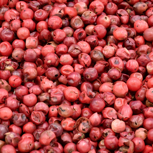 peppercorn, pink, whole