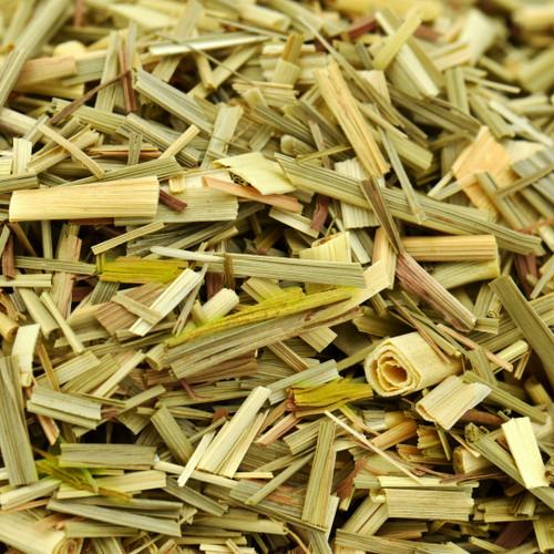 lemongrass, cut & sifted