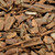 cinnamon bark, Saigon, chopped