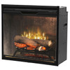 "Dimplex 24"" Revillusion Plug-In Firebox with Weather Concrete Backer"