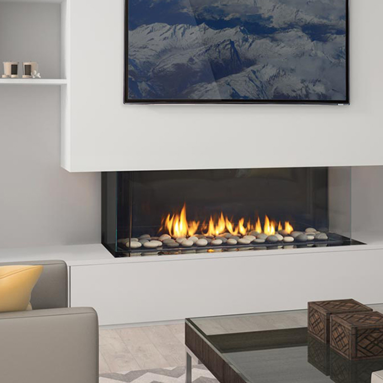 Regency® City Series™ San Francisco Bay 40 Gas Fireplace