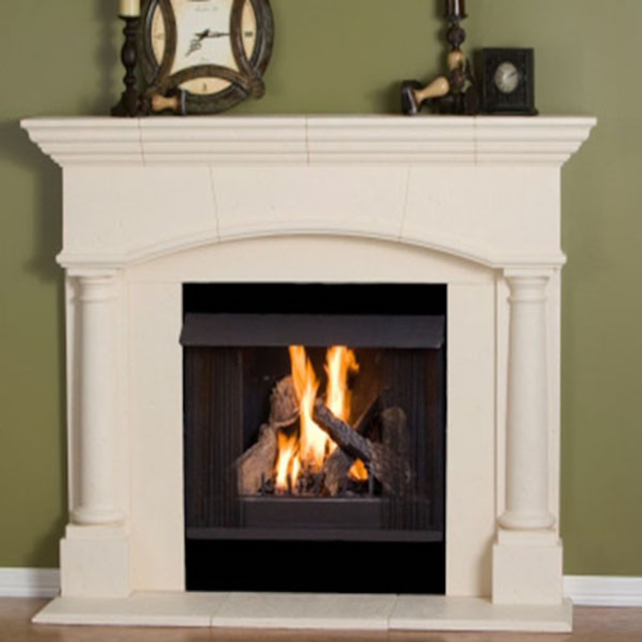 Premier Mantels - Thin Cast Stone - Kington