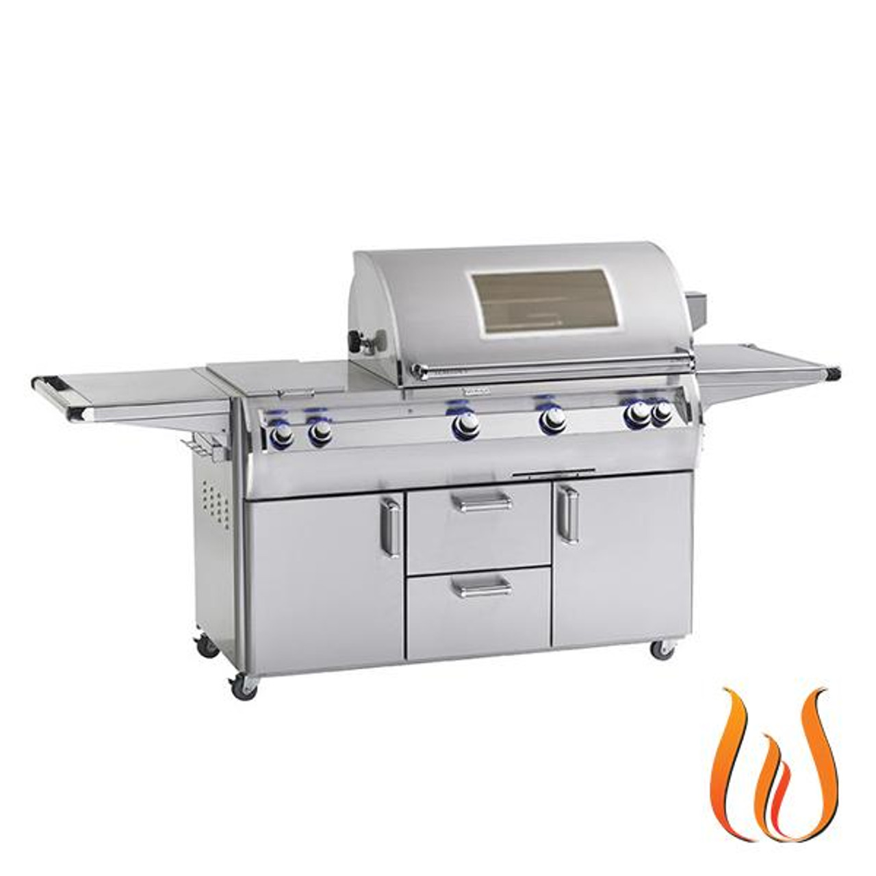 "E790s ""A"" with Double Side Burner and Magic View Window"