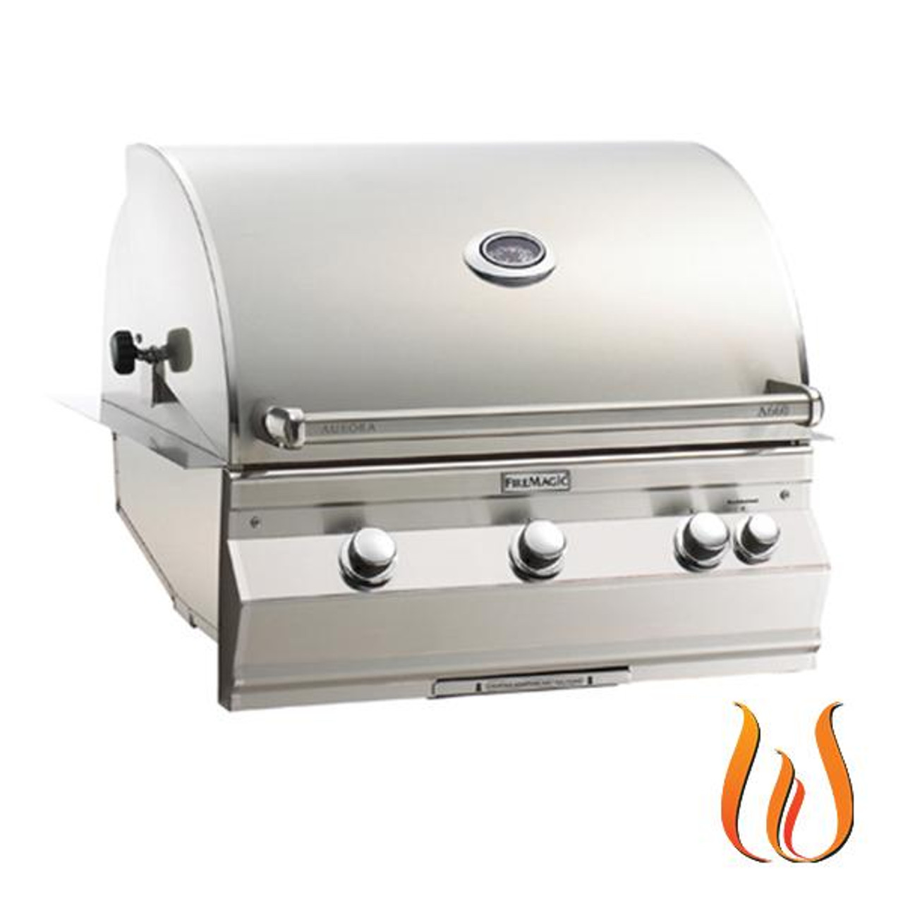 Build Your FireMagic Aurora Built-In Grill.