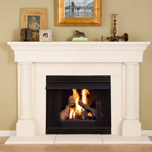 Premier Mantels - Thin Cast Stone - Chesford