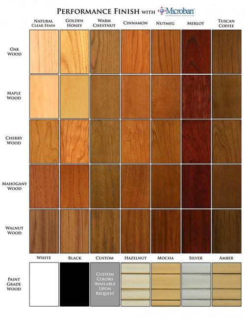 Olympia Standard Wood Fireplace Mantel