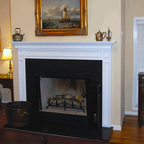 SAVANNAH WOOD FIREPLACE MANTEL CUSTOM