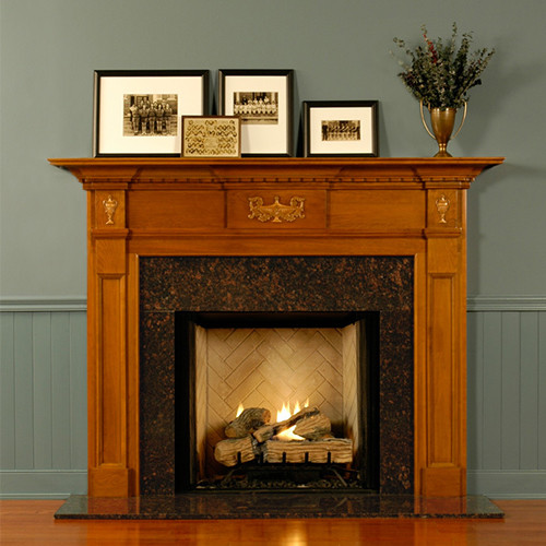 ST SIMON FIREPLACE MANTEL SURROUND CUSTOM